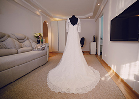 Wedding gown cleaning one price dry cleaners bonita springs for Wedding dress cleaning prices